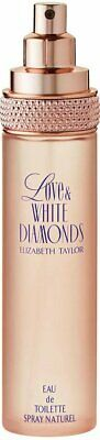 Love & White Diamonds by Elizabeth Taylor for women EDT 3.3 / 3.4 oz New Tester