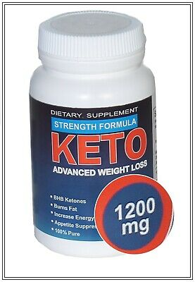 Premium Pure Keto Diet Advanced Weight Loss 60 Caps Extra Strength Formula