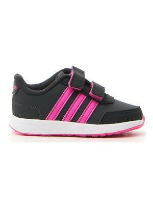 Adidas Vs Switch 2 Cmf Inf Bambina  Nero In Materiale Sintetico