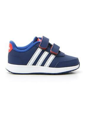 Adidas Vs Switch 2 Cmf Inf - Primi Passi Bambino  Blue In Materiale Sintetico