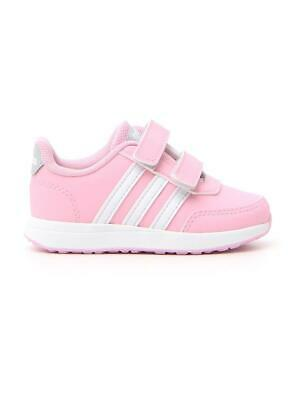 Adidas Vs Switch 2 Cmf Inf - Sneakers Bambina  Rosa In Materiale Sintetico