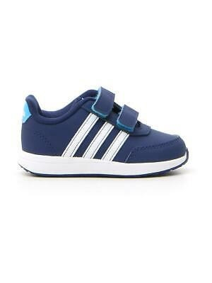 Adidas Vs Switch 2 Cmf Inf - Sneakers Bambino  Blue In Materiale Sintetico
