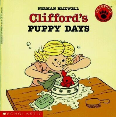 CLIFFORD\'S PUPPY DAYS (Clifford The Big Red Dog), Bridwell ...