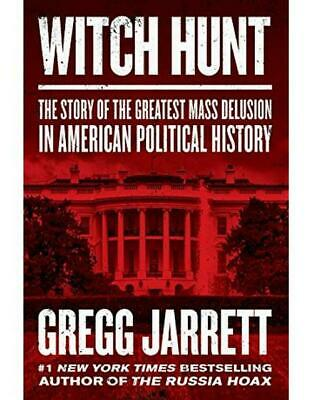 Witch Hunt by Greg Jarrett EB-00K E.PUB&P.DF only Not hardback or paperback book
