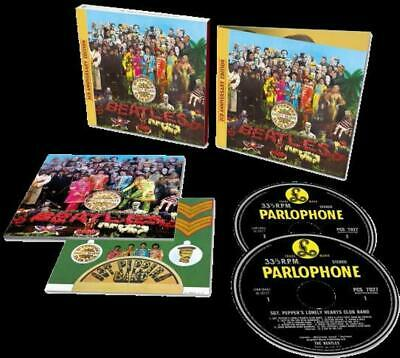 Beatles - Sgt. Pepper's Lonely Hearts Club Band - 2 Cd (50° anniversary editi...