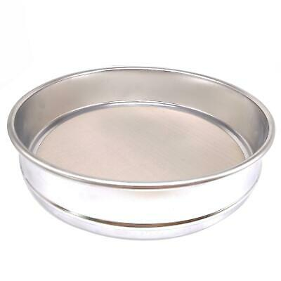 1pc 300 Mesh 0.054mm Aperture Lab Standard Test Sieve Stainless Steel Dia 200mm