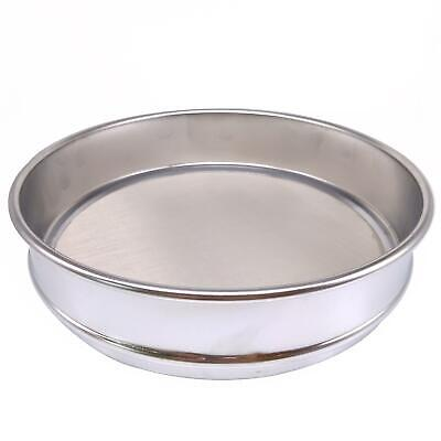 1pc 250 Mesh 0.063mm Aperture Lab Standard Test Sieve Stainless Steel Dia 200mm