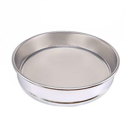 1pc 180 Mesh 0.088mm Aperture Lab Standard Test Sieve Stainless Steel Dia 200mm