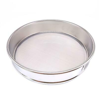 1pc 40 Mesh 0.45mm Aperture Lab Standard Test Sieve Stainless Steel Dia 200mm