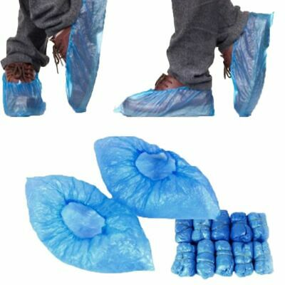 Disposable Plastic Shoe Covers Lab&Life Accessories Overshoes Medical Supplies