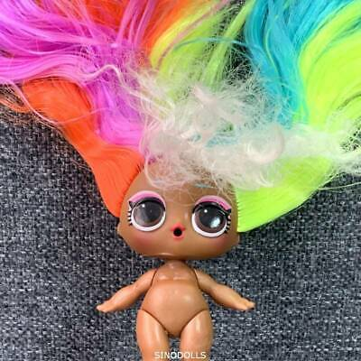LOL Surprise Doll VALLEY B.B.  #HairGoals Wave 2 Rainbow Hair Real L.O.L  toy