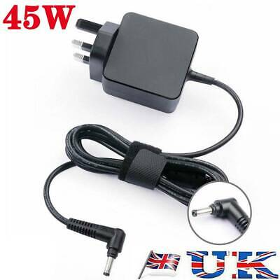 AC Adapter Laptop Charger For Lenovo ideapad 310-15ISK Power Supply UK