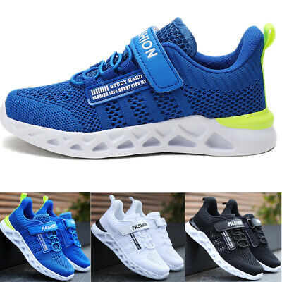 Kids Shoes Mesh Boys Sports Athletic Running Shoes Girls Casual Walking Shoes