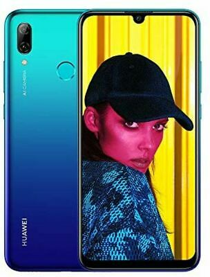 Huawei P Smart 2019 64 GB 6.21-Inch 2K FullView Dewdrop SIM-Free Smartphone with