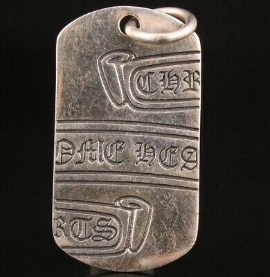 Retro Chinese 925 Silver Solid Silver Pendant Board Handmade Crafts Decorative
