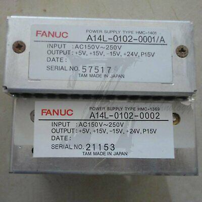 Used  Fanuc PCB Board A14L-0102-0001/A Tested It In Good Condition