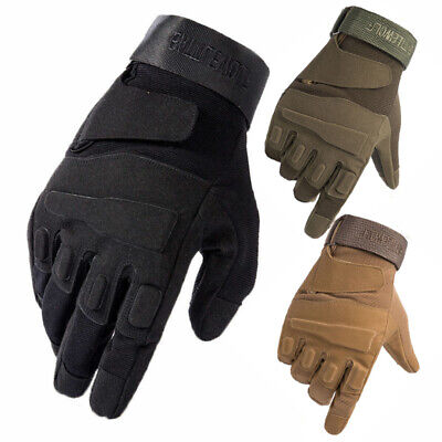 Tactical Mechanics Wear Safety Work Gloves Construction Engineering Heavy Duty