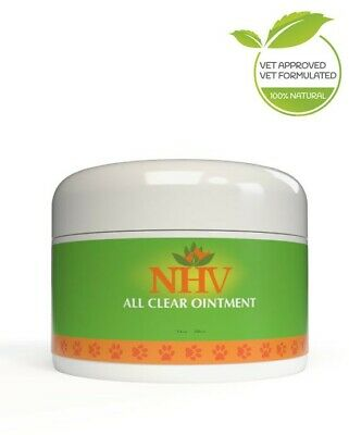 NHV Natural pet products - All Clear Ointment