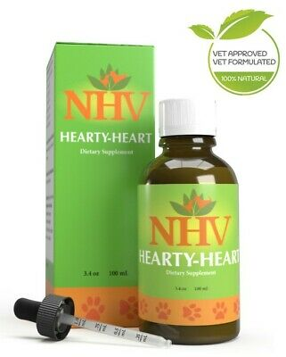 NHV Natural pet products - Hearty Heart