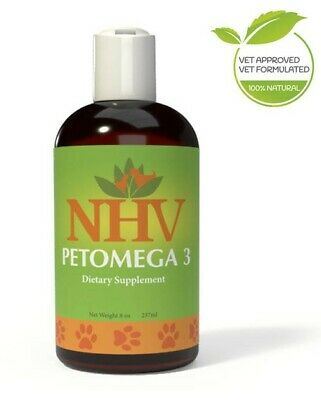 NHV Natural pet products - Petomega 3