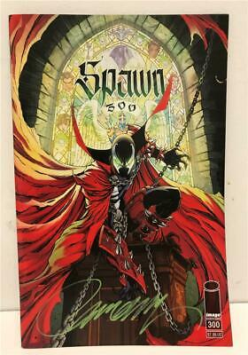 NYCC 2019 SPAWN 300 Campbell Variant SIGNED by J. Scott Campbell with COA