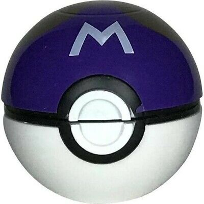 Collectors Edition Pokemon Pokeball 3 Piece Herb Grinder 55mm 2.2inch (Purple)
