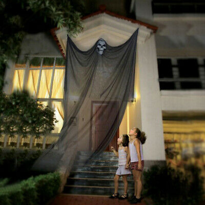 Haunted House Hanging Ghost Halloween Scary Props Party Decoration Horror Nights