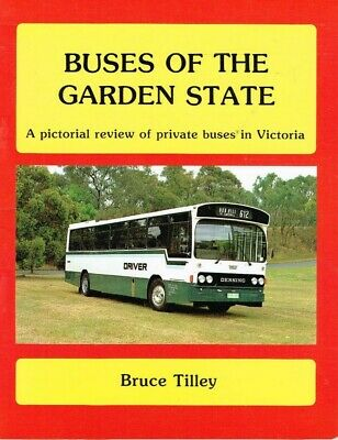 Buses Of The Garden State - Victoria