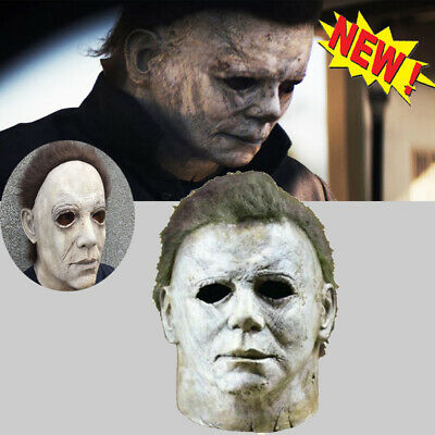 Michael Myers💀Halloween💀 2018 Latex Mask Trick or Treat