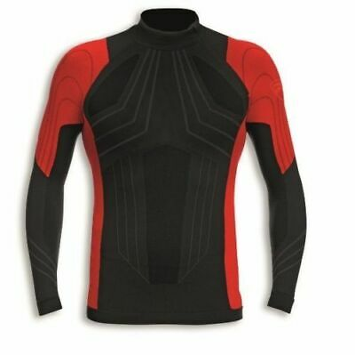 Ducati Seamless Warm-Up Long sleeve Thermal T-shirt 981040035 M-L