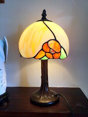 art deco style table / night lamp