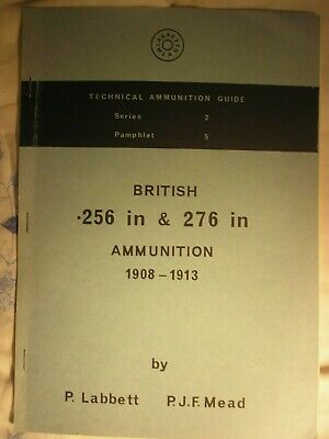 British Army Ammunition Guide Military History Ordnance Weapons Enfield Rifle
