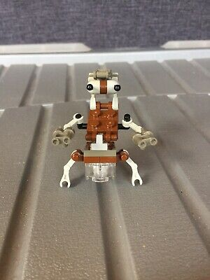 Destroyer Droid 75000 sw0441 Star Wars Droideka New Lego Minifigure