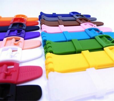 Wrist Watch Band Strap Suits Swatch Rubber Silicone Watchband Bracelet Durable