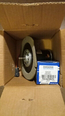Blower Motor and Speed Control Resistor for Peterbilt
