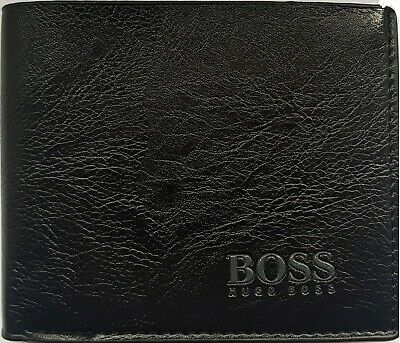 Mens  Leather Wallet - High Cowhide Leather Finish - No Box  ( Bargain)