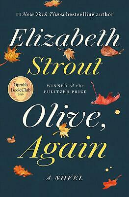Olive, Again by Elizabeth Strout (English) Hardcover Book Free Shipping!