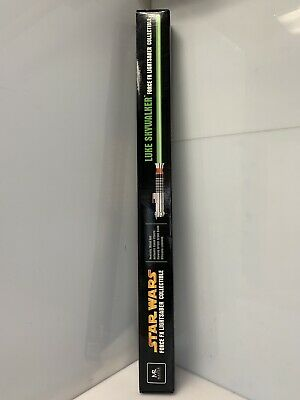 STAR WARS Luke Skywalker Force FX LIGHTSABER Master Replicas SW-212