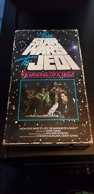 From Star Wars to Jedi - The Making of a Saga (VHS, 1995)