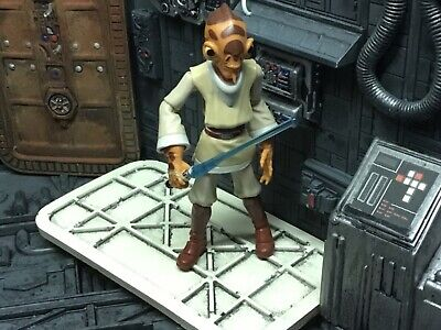 Star Wars: The Clone Wars 2009 Hasbro Exclusive NAHDAR VEBB (JEDI KNIGHT) Loose