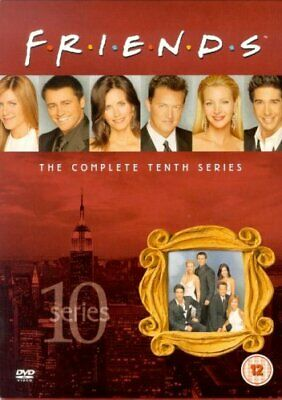 Friends: Complete Season 10 - New Edition [DVD] - DVD  AEVG The Cheap Fast Free