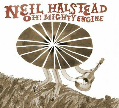 Neil Halstead - Oh! Mighty Engine - Neil Halstead CD VEVG The Cheap Fast Free