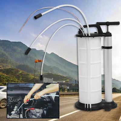 9L Engine Oil Suction Brake Fluid Extractor Engine Removal Transfer Vacuum Pump