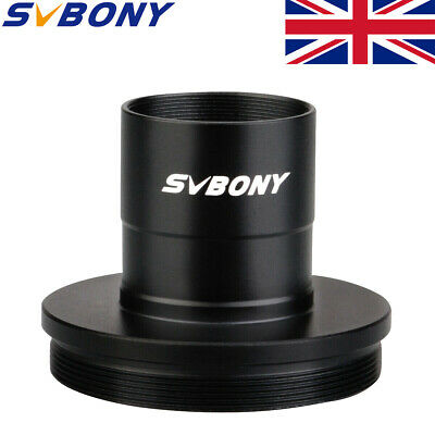 """0.965"""" to T2 Mount 0.965 in Eyepiece Insertion to M42 Prime Telescope Adapter UK"""