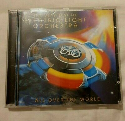 the very best of electric light orchestra   all over the world   cd