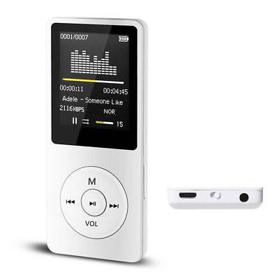 "iPod Style 1.8"" LCD 128GB MP3 MP4 Music Video Media Player With FM Radio 2019"