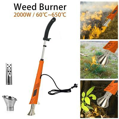 Weed Burner Environmental Protection and Temperature Optional Barbecue Igniter G