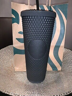 Starbucks Matte Black Studded Tumbler Cup. Fall line 2019 LIMITED EDITION