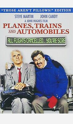 Planes, Trains and Automobiles (DVD, 2009, Those Arent Pillows Edition)BRAND NEW
