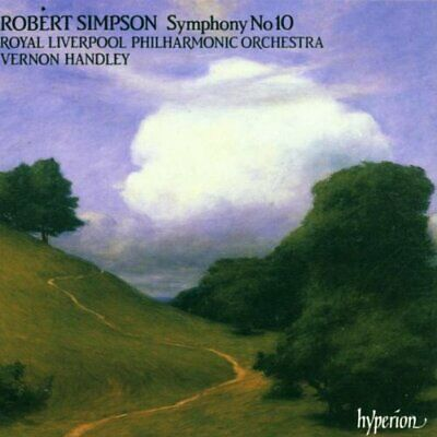 Simpson: Symphony No.10 -  CD PVVG The Cheap Fast Free Post The Cheap Fast Free
